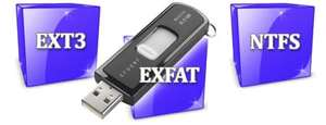 ExFAT, sistema de ficheros para pendrive