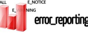 Niveles de error en PHP