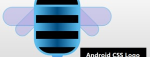 Logotipo de Android y Honeycomb en CSS