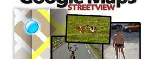 25 momentos épicos en Google Street View