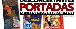 20 desconcertantes portadas de libros