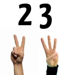 23 cumpleaños