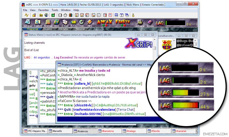 Chat Barcelona - Lista de canales gratis