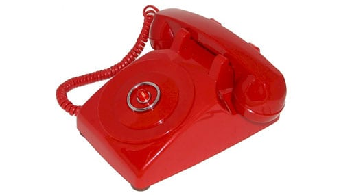 accesorios bat telefono rojo phone red batman