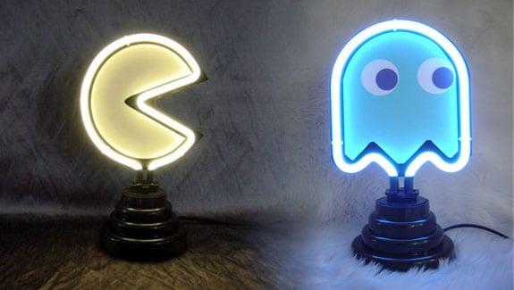accesorios lampara pacman ghost fantasmas