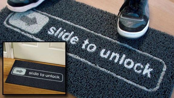 accesorios slide unlock felpudo
