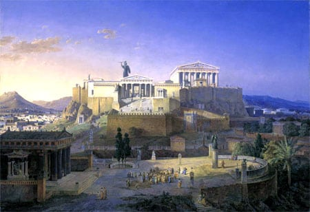 acropolis atlántida