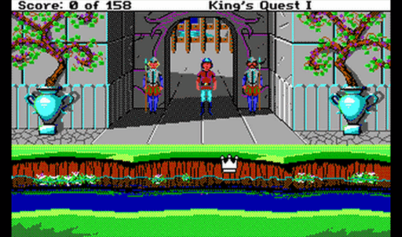 king quest aventura gráfica