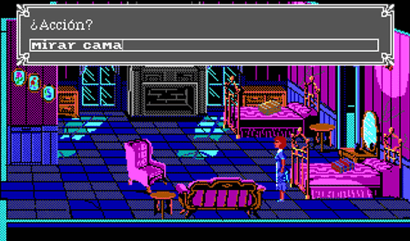 laura bow colonel bequest aventura gráfica