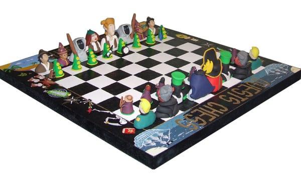 ajedrez aventuras graficas