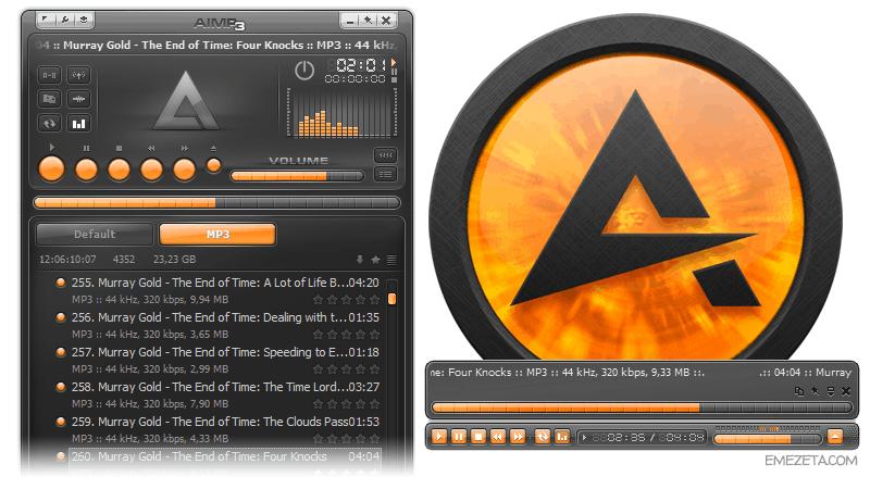 Reproductores de música: AIMP