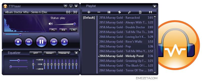 Reproductores de música: Ttplayer