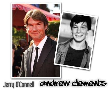 andrew clements jerry o conell mi doble identidad