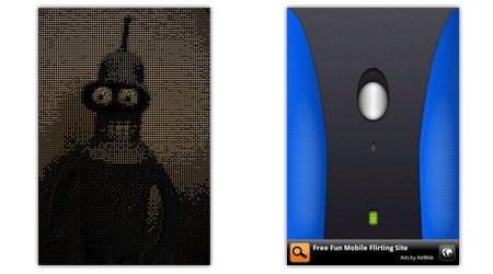 ascii camera maquina afeitar electrica android apps aplicaciones