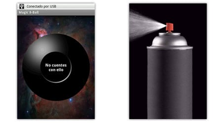 magic 8 ball mzspray android apps aplicaciones