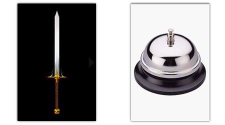 sword deskbell android apps aplicaciones