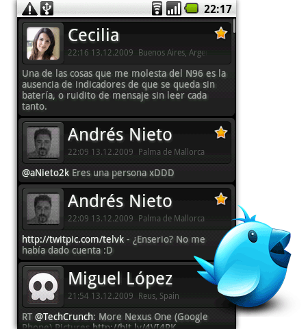 ctwee twitter android
