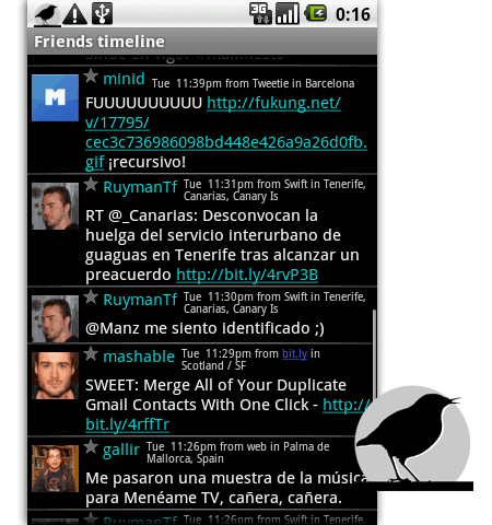 Twitli twitter android