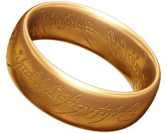 anillo unico