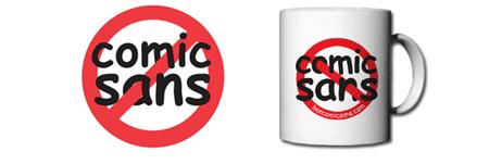 anti comic sans