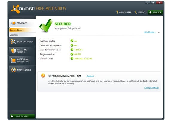 Antivirus Avira Para Windows 7 Espanol