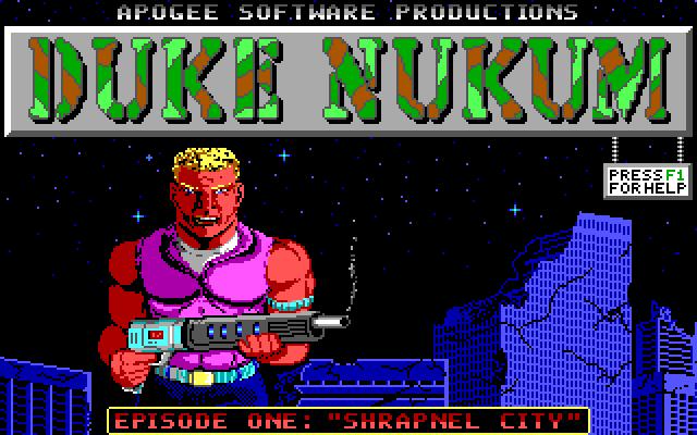Duke Nukum (Duke Nukem 1)