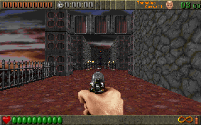 Juego Rise of the Triad (ROTT)