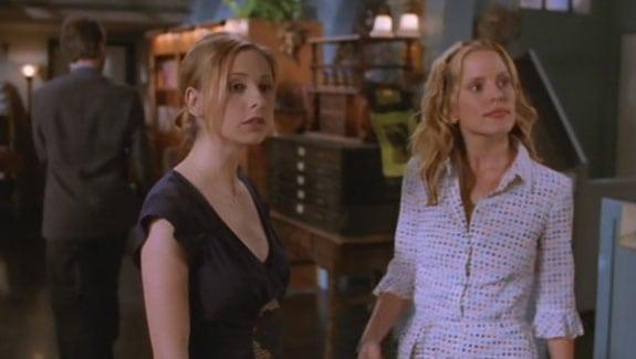 Buffy Cazavampiros - Atrapado en el tiempo (El día de la marmota)