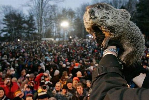 Atrapado en el tiempo (El día de la marmota)