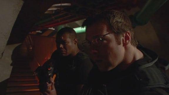 Stargate SG1 - Atrapado en el tiempo (El día de la marmota)