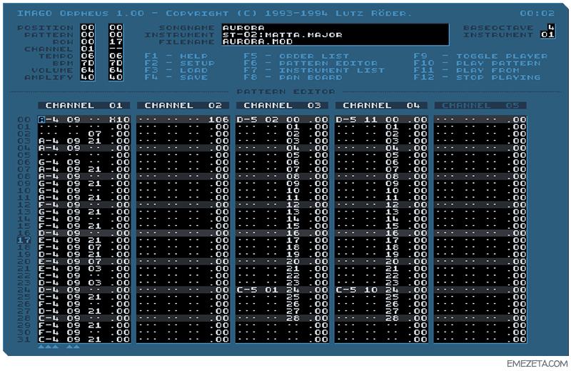 Trackers: Componer música por ordenador Imago-orpheus