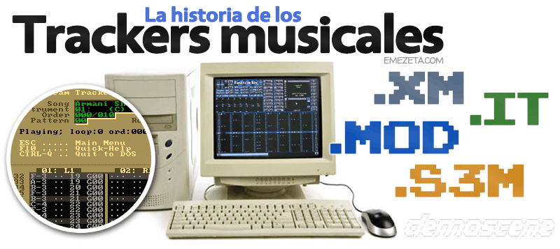 Trackers musicales