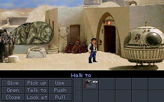 Aventura gráfica: Han Solo Adventures