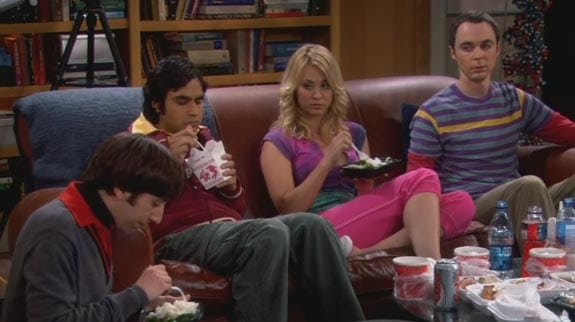 serie banda sonora bso ost soundtrack big bang theory