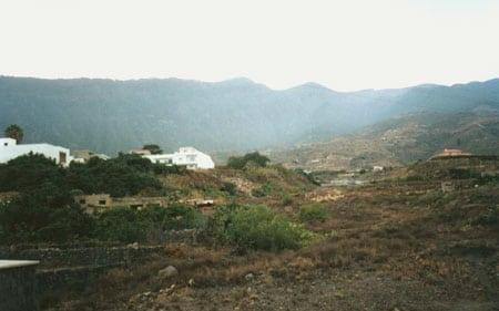 barranco de badajoz chamoco