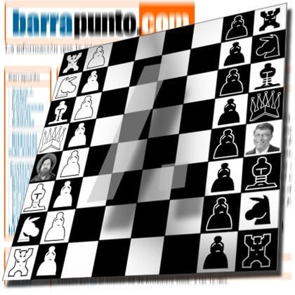 ajedrez barrapunto