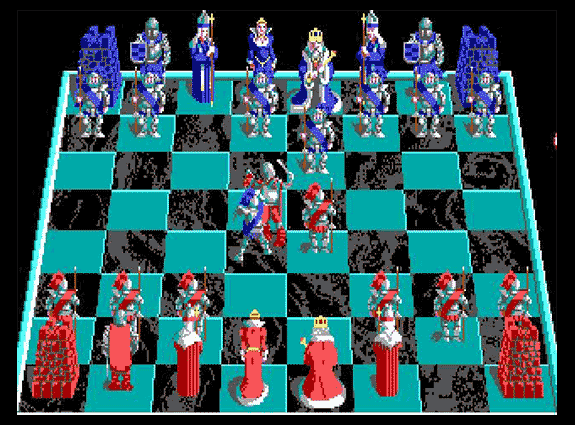 battle chess interplay