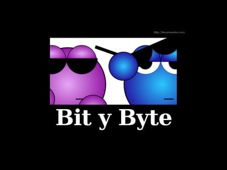 Bit y Byte wallpaper