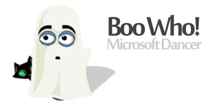 boo whoo dancer clippy office