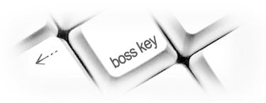 boss key tecla jefe