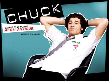 chuck bartowski serie nbc