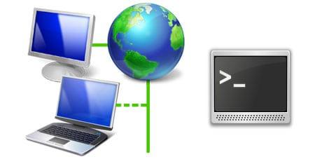 conexion pc internet ssh servidor