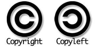 copyleft copyright
