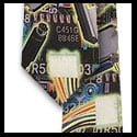 corbatas necktie tie circuitos