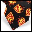 corbatas necktie tie superman