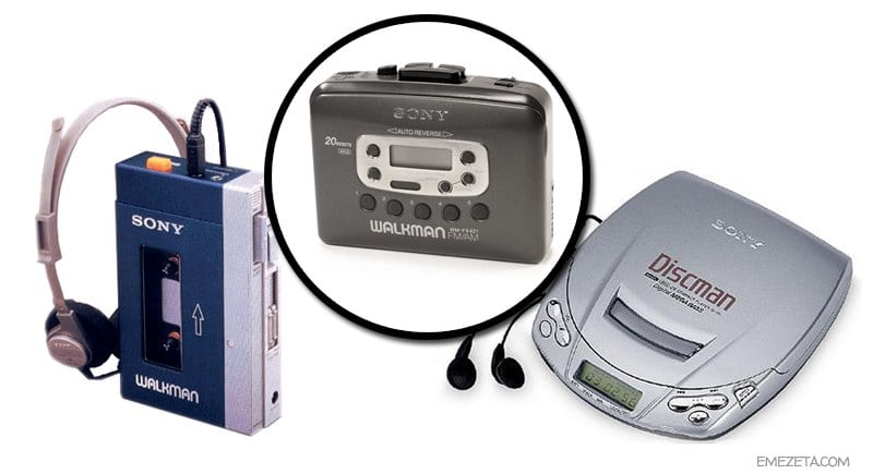 Walkman, Discman, Discman MP3