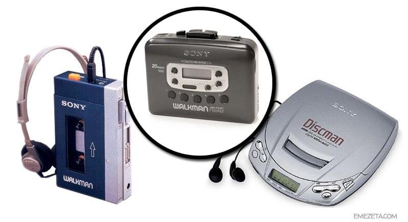 Walkman, Discman, Discman MP3