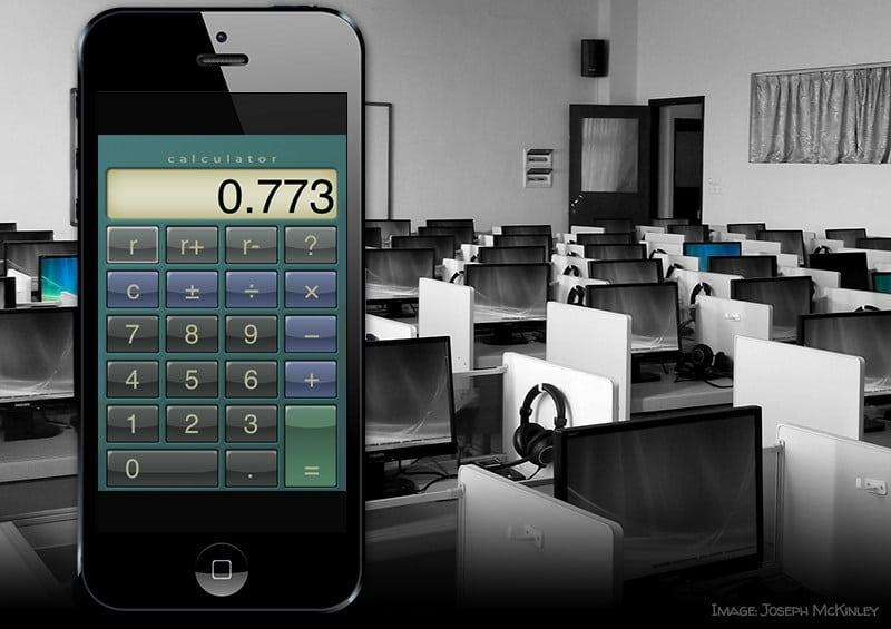 Bad calculator