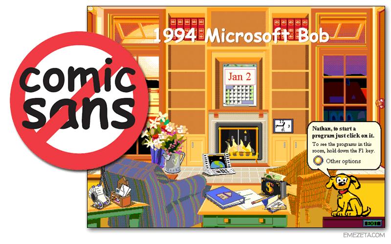 Comic Sans en Linux