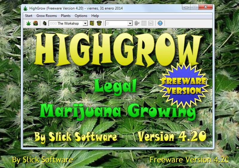 HighGrow: Simulador de Marihuana